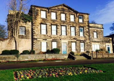 Dewsbury Park Mansion